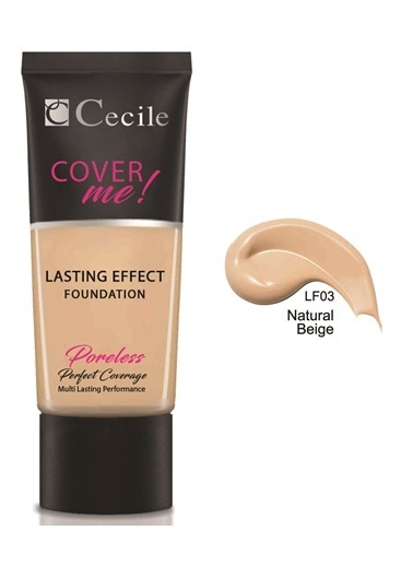 Cecile Lasting Effect Foundation  Lf 03 Ten